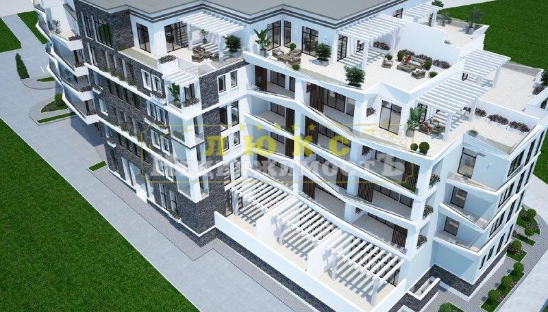продажа однокомнатной квартиры номер A-140745 в Приморском районе, фото номер 4